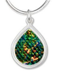 Shiny Green Jewels