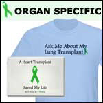 ORGAN TRANSPLANT SPECIFIC AWARENESS
