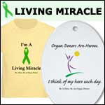LIVING MIRACLE SURVIVORS