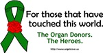 Organ Donor Heroes