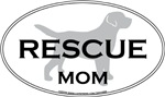 Rescue Mom Silhouette