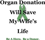 Wife Organ Donation
