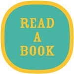 A simple design that shares your love for reading.  It states: Read a book.  A wonderful way to show your love for reading and to announce that you are a book geek.  A perfect gift for a librarian, teacher or any book fanatic out there.