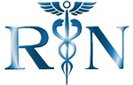 RN Nurse Caduceus