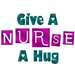 Give A Nurse A Hug