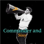 Commander and sissy