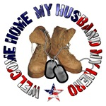 Welcome Home My Husband My Hero