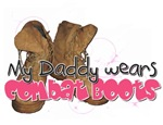 My Daddy Wears Combat Boots