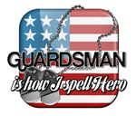 Guardsman is how I spell Hero