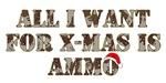 Army Camo Ammo Xmas
