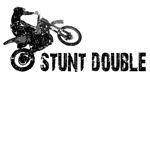Motorcycle Stunt Double gifts and clothes