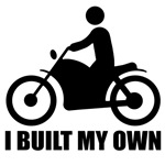Motorcycle mechanics, I built my own
