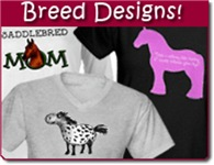 Horse Breeds Gifts & Clothes