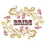 Bride: Graphic Style (Oriental Color Motif)
