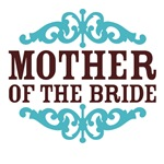 Mother of the Bride (Chocolate Brown and Tiffany B