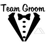 Team Groom Tuxedo