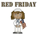 Red Friday (Navy)