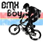 1980s BMX Boy Distressed