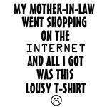 Mother-in-law Lousy T-Shirt