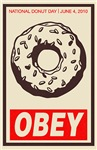 OBEY Donuts