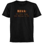 RIAA Shirt