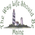 Maine's State Motto