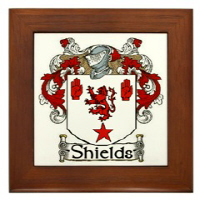 Shields Coat of Arms & More!