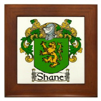Shane Coat of Arms & More!
