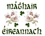Irish Mother (Gaelic/Floral)