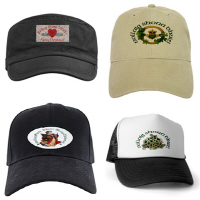 Christmas Hats (5 Style Choices)