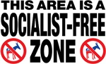 This Area Is A Socialist-Free Zone