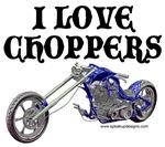 I Love Choppers