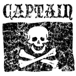 Captain Jolly Roger Flag
