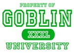 Goblin University Halloween T-Shirts