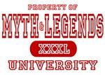 Myth & Legends University T-Shirts