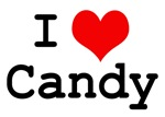 I Love Heart Candy T-Shirts