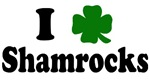I Love Shamrocks T-Shirts