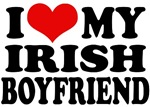 I Love My Irish Boyfriend T-Shirts