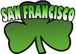SanFrancisco Shamrock T-Shirts