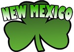 New Mexico Shamrock T-Shirts