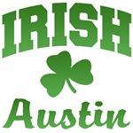 Austin Irish T-Shirts