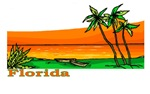Florida Orange Beach