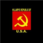 Hillary's Republic of USA