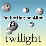I'm betting on Alice.