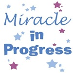 Miracle In Progress - Blue