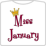 Colorful Miss Month