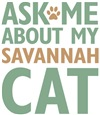 Savannah Cat Gifts