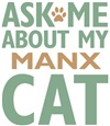 Manx Cat Breed Merchandise