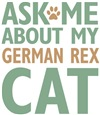 German Rex Cat Lover Gift Ideas