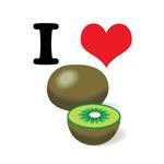 I Heart (Love) Kiwi